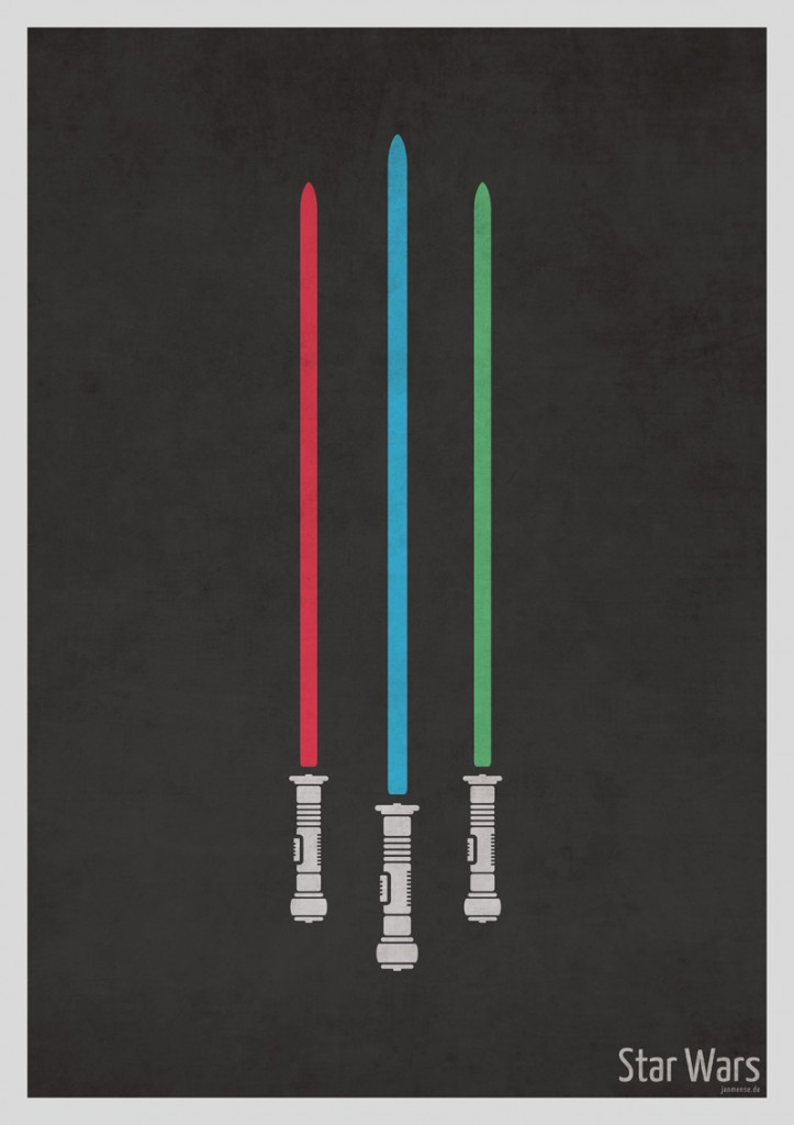 Poster Star-Wars